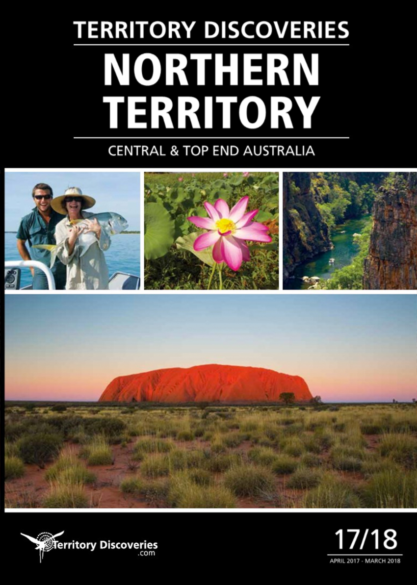 Northern Territory Holidays - Brochure